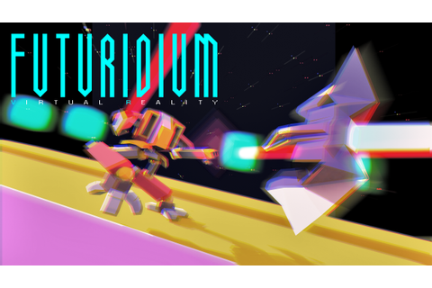 Futuridium VR Announced for Project Morpheus, Runs at 120 ...