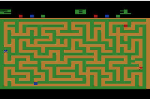 Maze Craze: A Game of Cops 'n Robbers [Atari 2600 ...