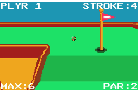 Play Krazy Ace Minature Golf Atari Lynx online | Play ...
