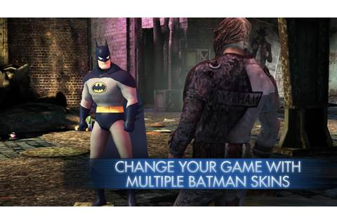 Batman Arkham City Lockdown Game Android free Download ...