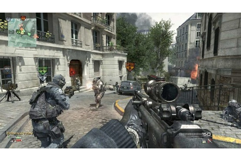 Call Of Duty Modern Warfare 3 Defiance (MW3 DS) Game Free ...