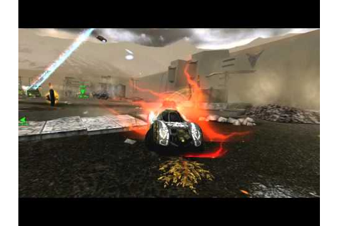Auto Assault HD - Gameplay PC - YouTube