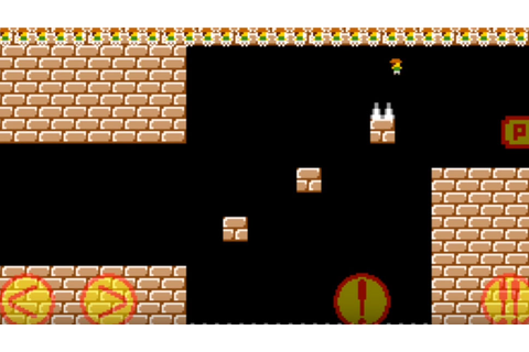 TRAP ADVENTURE 2 Is a Hilariously Difficult SUPER MARIO ...