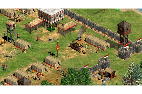 Screenshot image - Rome at War mod for Age of Empires II ...