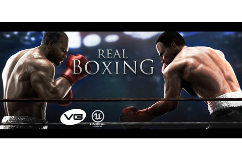 Real Boxing™ 1.2.5 APK + DATA ~ Android Games & Apps APK ...