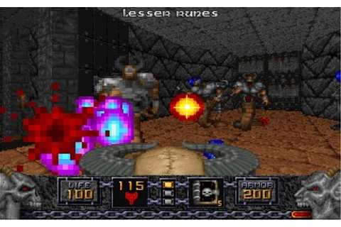 Heretic (DOS) Game Download