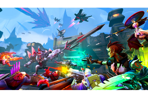 Randy Pitchford on Battleborn, the new genre-busting game ...
