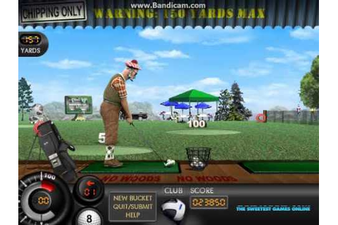 HILARIOUS game on FORE!: the awesome golf game on ...