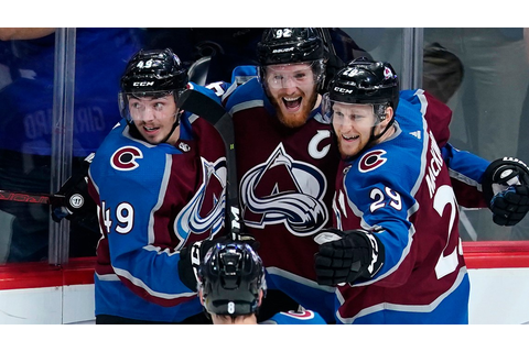 Colorado Avalanche to play 12 nationally televised games ...