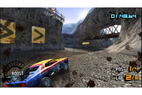 MotorStorm Arctic Edge Online Gameplay 2 - YouTube