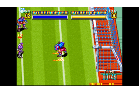 Soccer Brawl (Neo Geo) Game Profile | News, Reviews ...