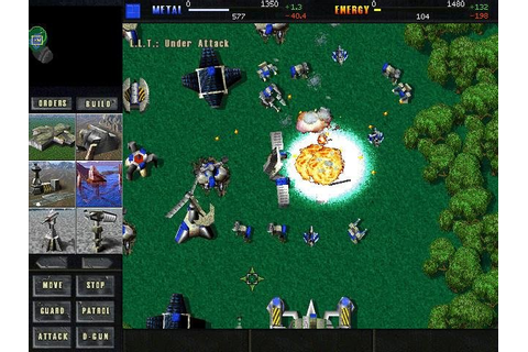 Total Annihilation: Core Contingency - PC Review and Full ...