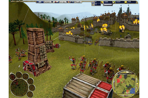 Download Warrior Kings: Battles Full PC Game
