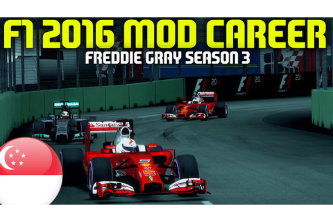F1 2016 Singapore Grand Prix | Freddie Gray Career (F1 ...