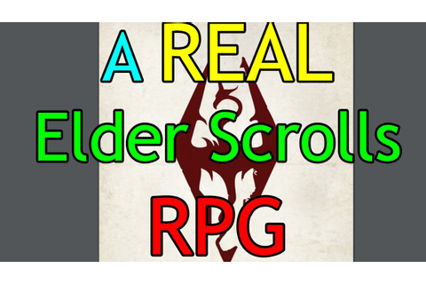 Elder Scrolls Tabletop Game - Dungeons & Dragons in your ...