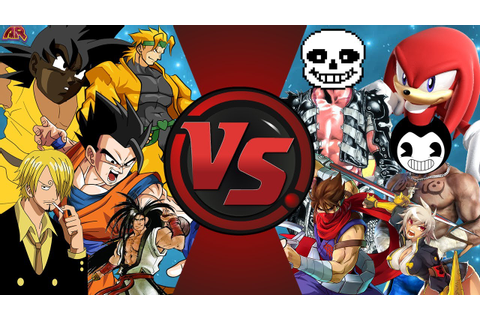 ANIME vs VIDEO GAMES (Dragon Ball Super vs Sonic vs One ...