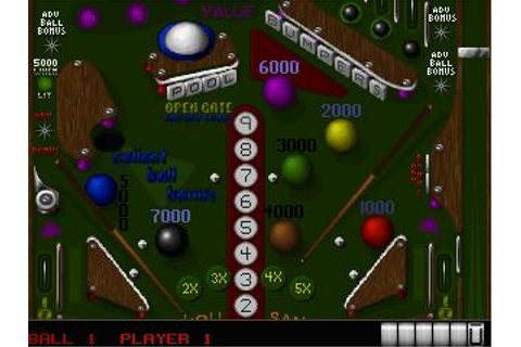 Silverball Plus 2 Download (1994 Arcade action Game)