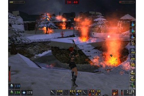 Screens: Call for Heroes: Pompolic Wars - Wii (10 of 20)