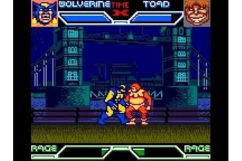 X-Men: Mutant Academy - Game Boy Color - YouTube