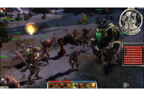 Guild Wars Eye Of The North - Gameplay [HD] - YouTube