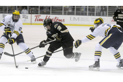 WMU hockey will face Michigan in CCHA championship game ...