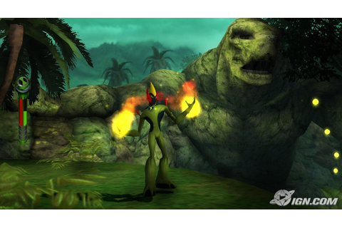 Ben 10: Alien Force -- Vilgax Attacks Screenshots ...