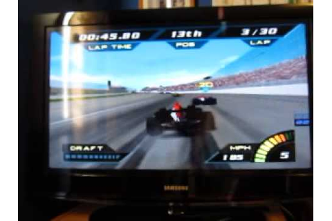Indy Racing 2000 Nintendo 64 Game: Part 1 - YouTube