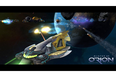 Master of Orion Review Strategy Wargaming 4x | Reviews ...