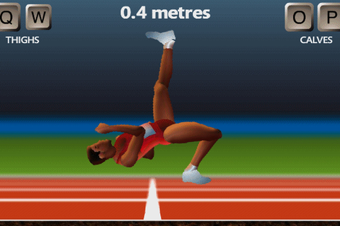Persistence is futile: QWOP, the funniest sports game of ...