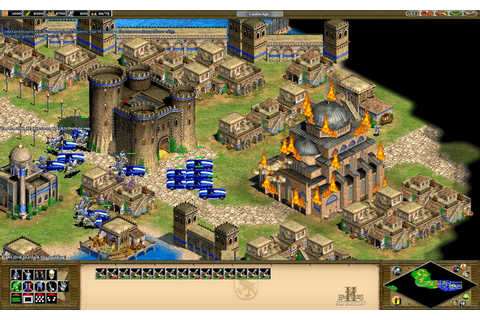 Download Free Age of Empire 2 HD Compressed Fully Full ...