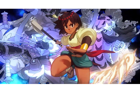 "Trigger Working On ""Indivisible"" Action RPG's Intro ..."