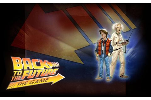 Back to the Future the Game by PrincessCakeNikki on DeviantArt