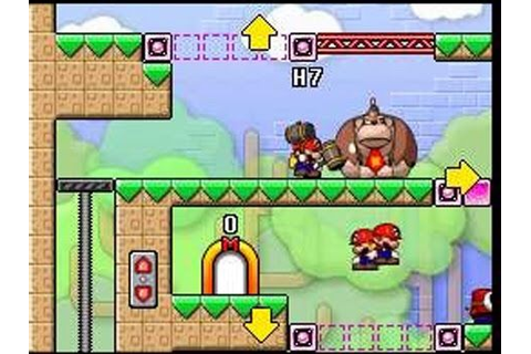 Mario Vs. Donkey Kong 2: March Of The Minis | Wiki | Video ...