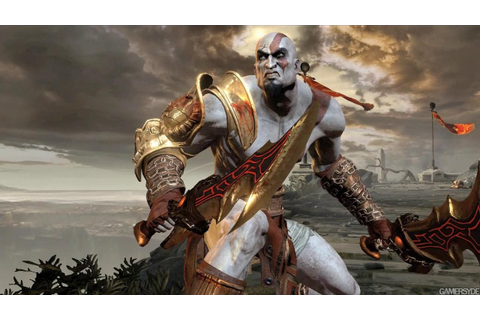 Wallpapers: GOD OF WAR - All Parts