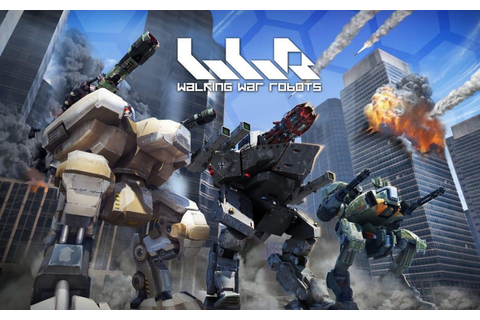 Walking War Robots for PC - Free Download