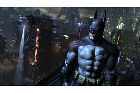 New Batman: Arkham Videogame Expected This Year :: Games ...