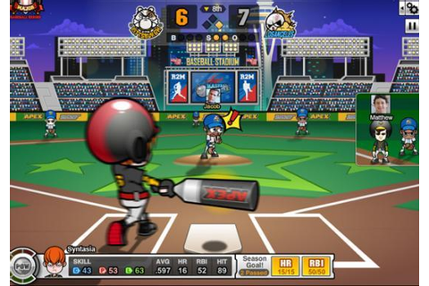Hacking Facebook Games: Baseball Heroes Hack