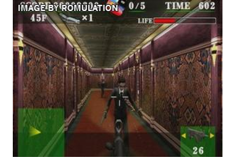 Spy Games - Elevator Mission (USA) Nintendo Wii ISO ...