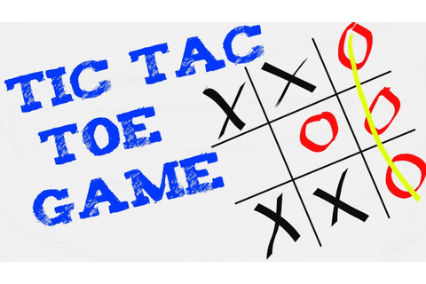 Tic Tac Toe Game Project in C++ |Tic Tac Toe Game Code ...