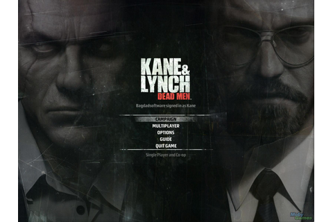 Kane And Lynch Dead Man Free Download - Ocean Of Games