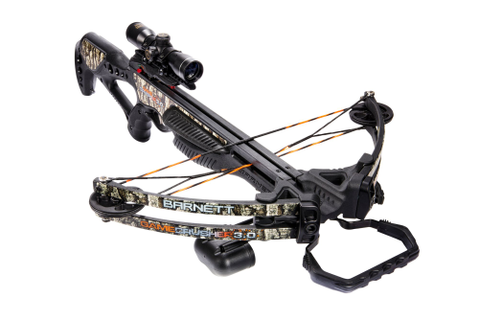 Barnett Game Crusher 3.0 Crossbow Package – 4x32 Multi ...