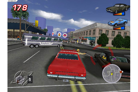 Starsky & Hutch PS2 ISO Download