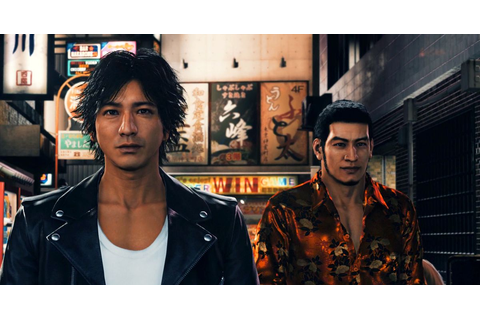 Yakuza team's next game, Judgment, will get full English ...