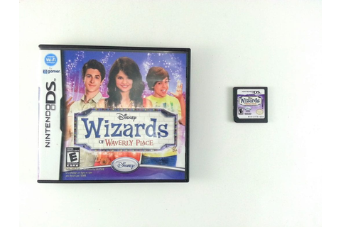 Wizards of Waverly Place game for Nintendo DS | The Game Guy