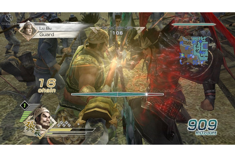 Free Download Dynasty Warriors 6 PC Game Full Version ...