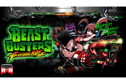 BEAST BUSTERS featuring KOF (By SNK PLAYMORE) - iOS ...