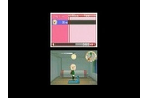Personal Trainer: Walking Nintendo DS Gameplay - Electrify ...