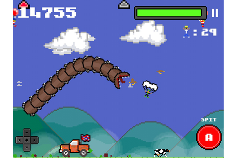 Super Mega Worm » Android Games 365 - Free Android Games ...