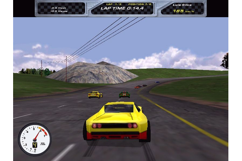 Viper Racing Screenshots for Windows - MobyGames