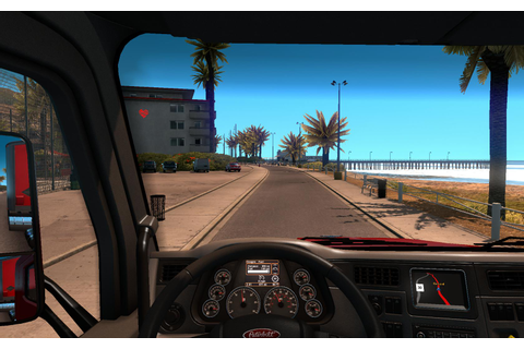 American Truck Simulator review - This is the best ...
